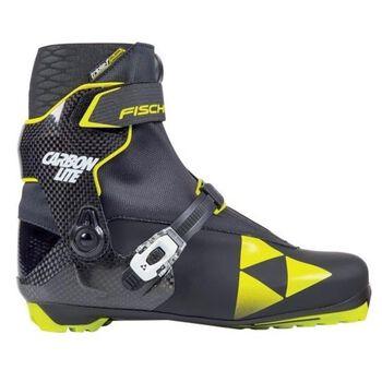 Fischer Carbonlite Skate skisko Herre Svart