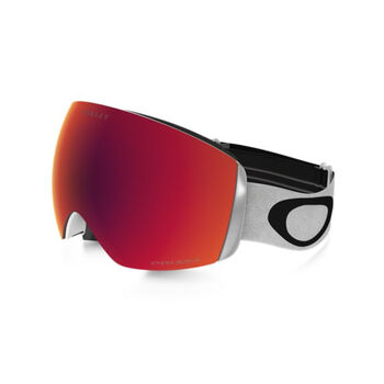 Oakley Flight Deck Prizm™- alpinbriller Herre Hvit