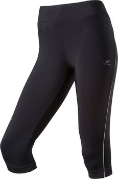 PRO TOUCH Paiva III 3/4 tights dame Svart