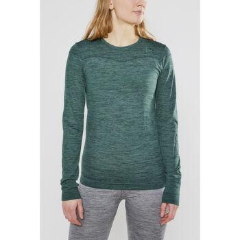 Craft Fuseknit Comfort teknisk genser dame Grønn