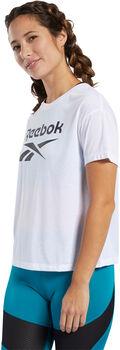 Reebok Wor Sup BL teknisk t-skjorte dame Hvit