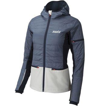 Swix Horizon jacket skijakke dame Blå