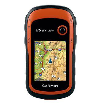 Garmin eTrex 20x Vest Europa GPS Flerfarvet