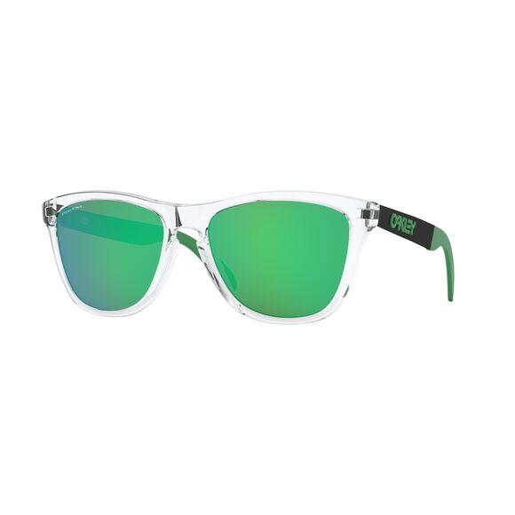 Frogskins Mix Prizm™ Jade - Polished Clear solbriller