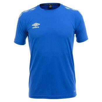 UMBRO UX-1 teknisk t-skjorte herre Blå