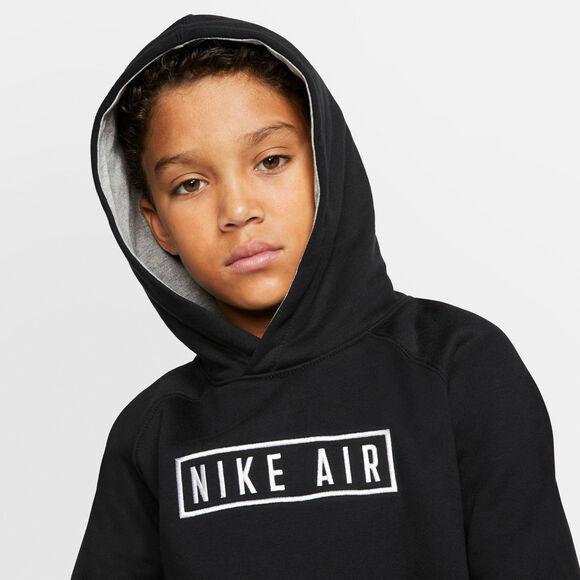 Air Pullover hettegenser junior