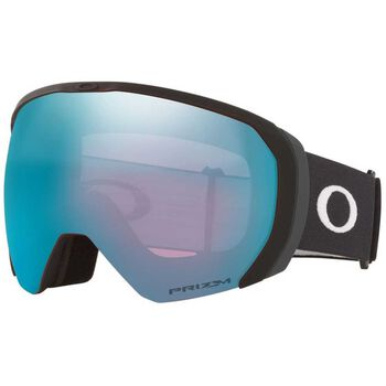 Oakley Flight Path XL Matte Black,  Prizm Snow Sapphire alpinbriller Herre Grå