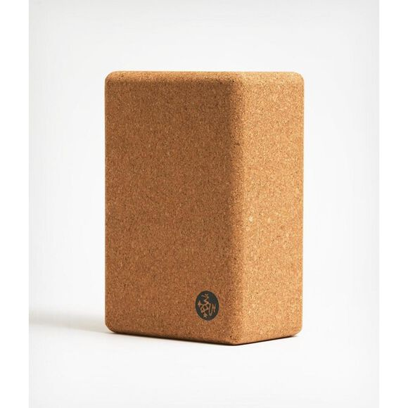 Cork Block yogablokk