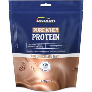 MAXIM Pure Whey Protein Choco proteinpulver 400 g Flerfarvet