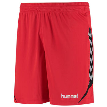 Hummel Authentic Charge Poly treningsshorts Herre Rød