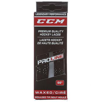 CCM Proline Wax skøytelisser Svart