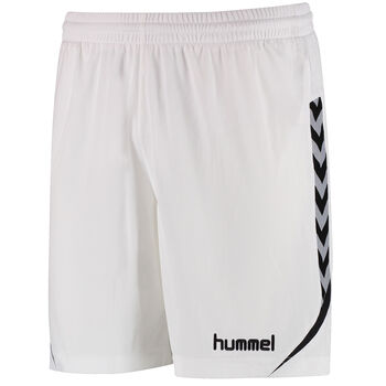 Hummel Authentic Charge Poly treningsshorts Herre Hvit