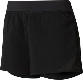 Reebok Wor Knit Woven shorts dame Svart