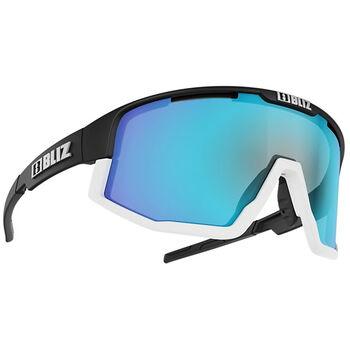 BLIZ Fusion sportsbriller Blå