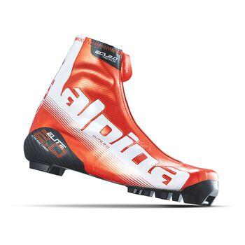 ALPINA ECL 2.0 klassisk skisko Herre Rød