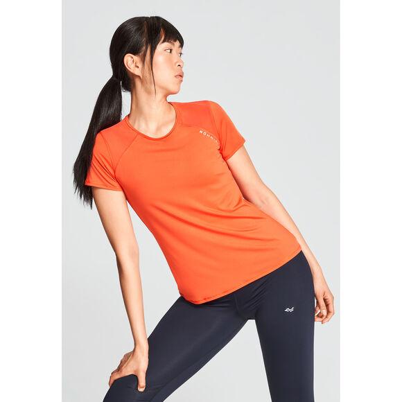 Asta Mesh teknisk t-skjorte dame