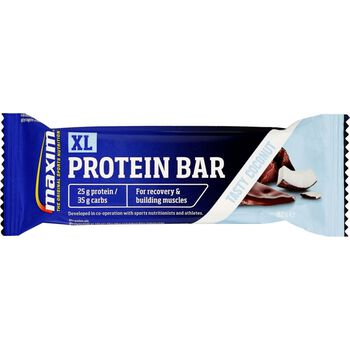 MAXIM Xl Protein Bar 82G Coconut proteinbar Flerfarvet