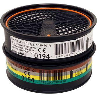 T42-2F filter til skiprepareringsmaske
