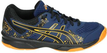 ASICS Gel-Flare 7 hallsko junior Blå
