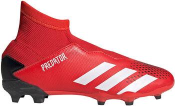 adidas Predator 20.3 LL fotballsko kunstgress/gress junior Rød