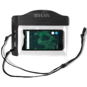SILVA Vanntett mobilmappe Small Svart