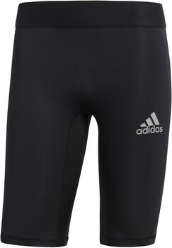 adidas Alphaskin kort tights herre Svart