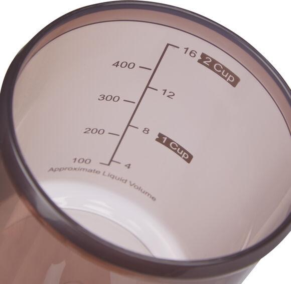 Treeker 600 ml turkopp og litermål