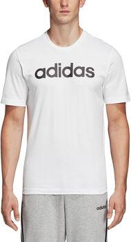 adidas E Lin t-skjorte herre Hvit