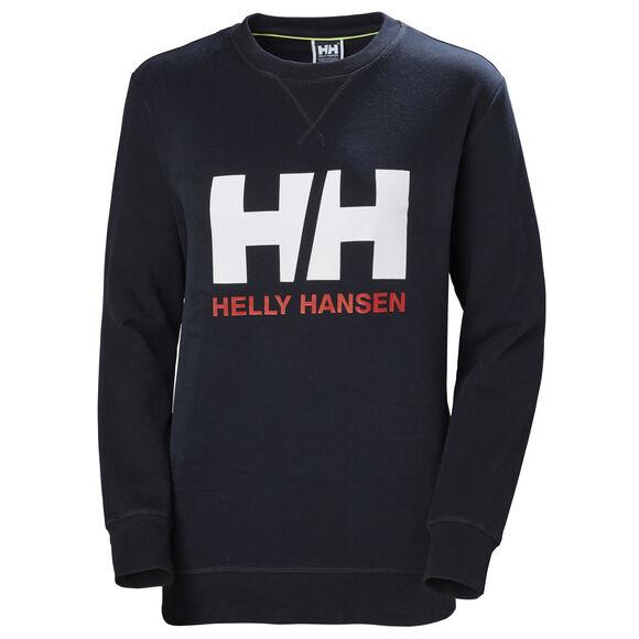 HH Logo Crew genser dame