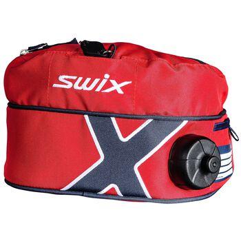 Swix Norge 1 L drikkebelte Rød