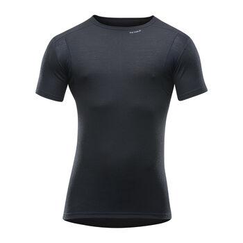 Devold Hiking ull t-skjorte herre Svart