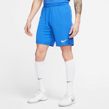 Nike Dri-FIT Park III fotballshorts herre Blå