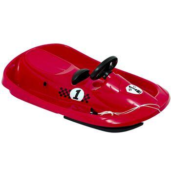Hamax Sno Formel akebrett Rød