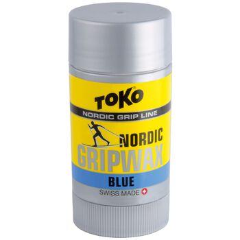 TOKO Nordic Gripwax festevoks blå Gul