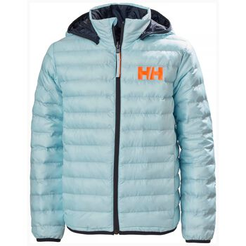 Helly Hansen Infinity Insulator vendbar jakke junior Blå