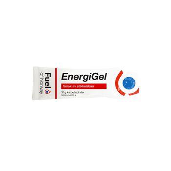 Fuel of Norway Energigel stikkelsbær Rød