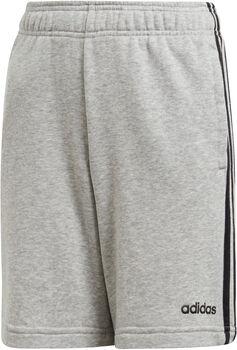 adidas 3-Stripes Knit fritidsshorts junior Grå
