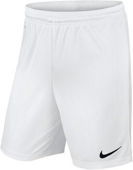 Nike Park II Knit NB treningsshorts junior Gutt Hvit