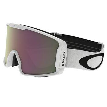 Oakley Line Miner - Matte Black - Prizm™ Torch Iridium goggles Herre Hvit