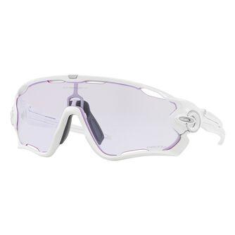 Jawbreaker Prizm™ Low Light - Polished White sportsbriller