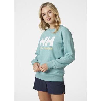 Helly Hansen HH Logo Crew genser dame Blå