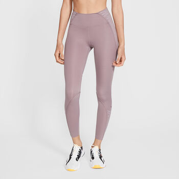 Nike One Luxe 7/8 Laced tights dame