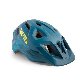 MET Eldar sykkelhjelm junior Blå