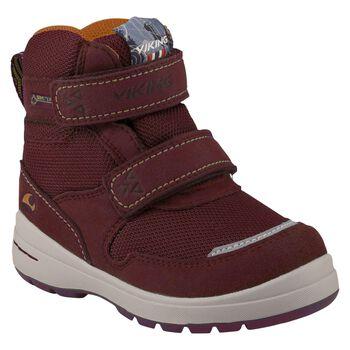 VIKING footwear Tokke GTX® vintersko barn Rød