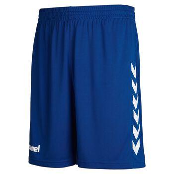 Hummel Core Poly Shorts Junior Blå