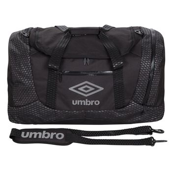 UMBRO Velocita Player 40 liter treningsbag Svart