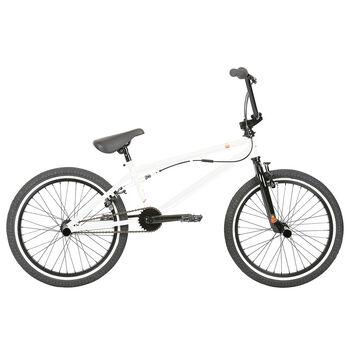 Haro Leucadia DLX 20,3 BMX-sykkel Herre Hvit