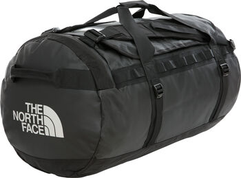 The North Face Base Camp Duffel - L duffelbag 95 liter Svart