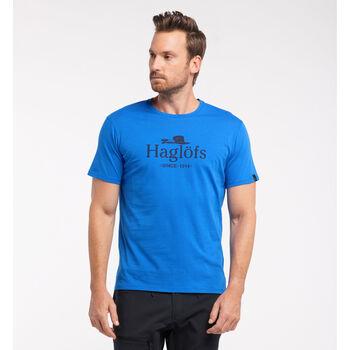 Haglöfs Camp t-skjorte herre Blå