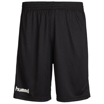 Hummel Core Poly Shorts Junior Svart